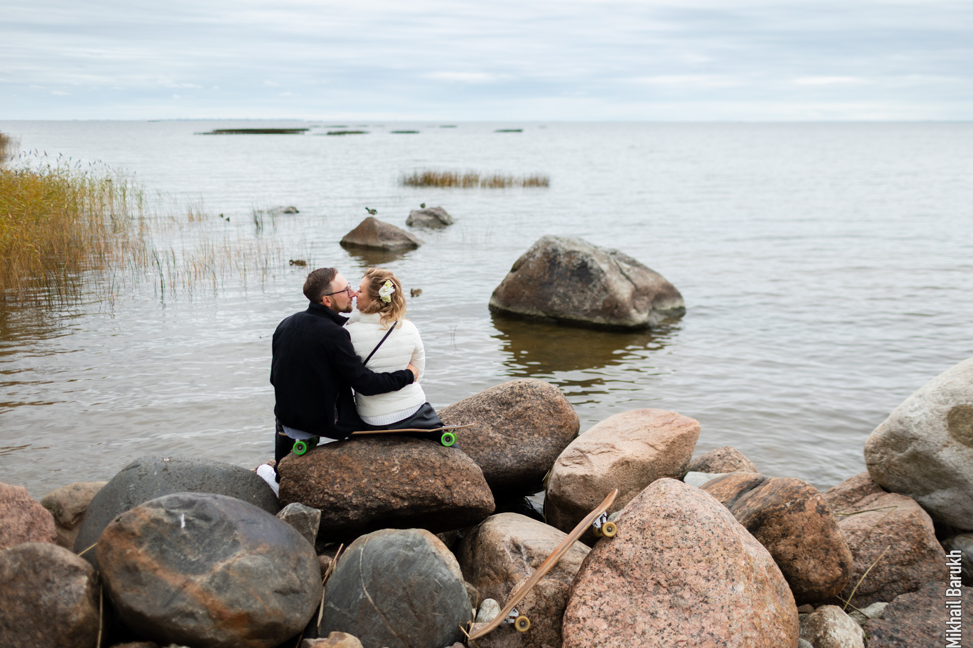 Свадебная фото-прогулка.